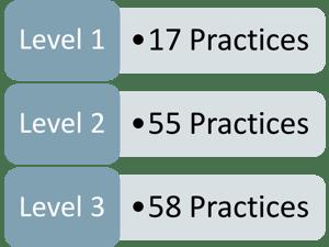 Level 3 CMMC Practices
